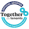 Together with Tenants Official Adopter