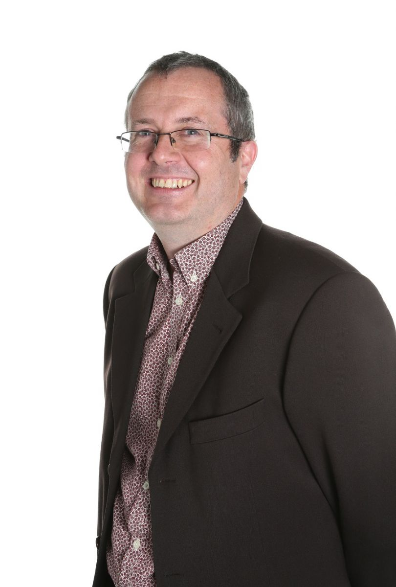 Neil Pattison - committee member