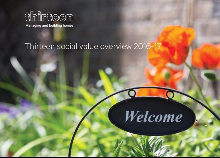 Social Value Front Cover