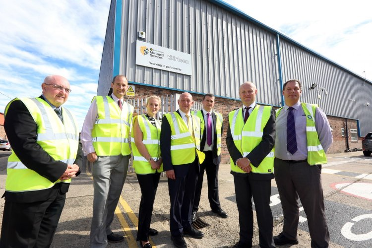 Thirteen Travis Perkins Launch  sc 1 st  Thirteen & 10m efficiency savings for Thirteen Group as it teams up with ...