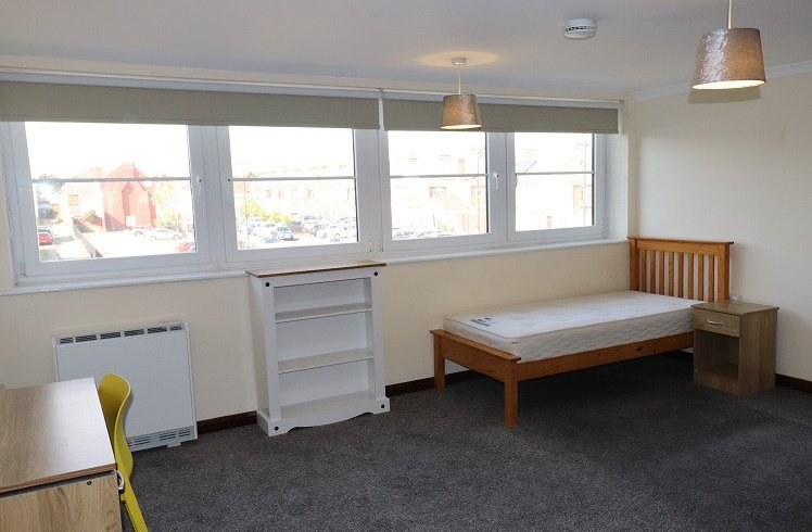 Student Accommodation Titan House Bedroom2
