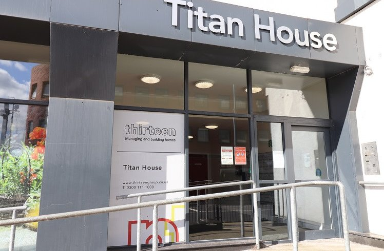 Student Accommodation Titan House External1