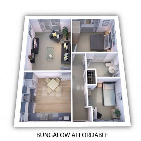 Bungalow Affordable