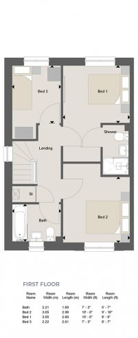 Newbridge Floorplan FF