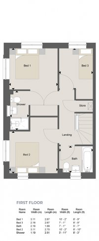 Stourbridge Floorplan FF