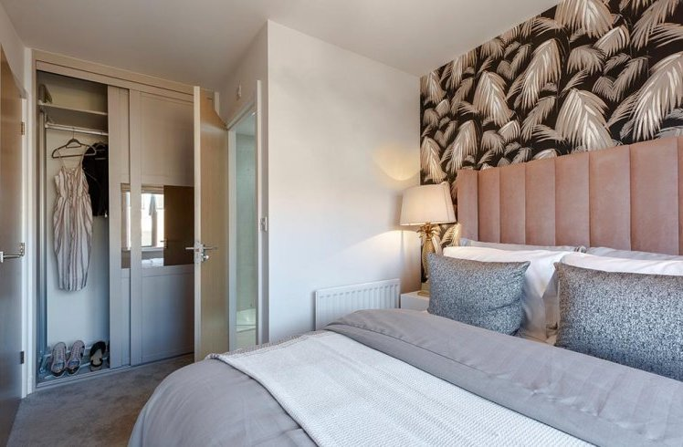 Knightsbridge Bedroom