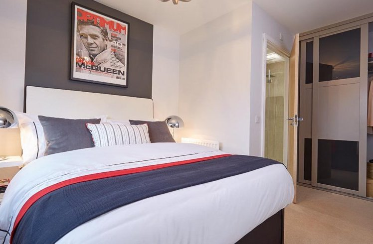Newbridge Bedroom1