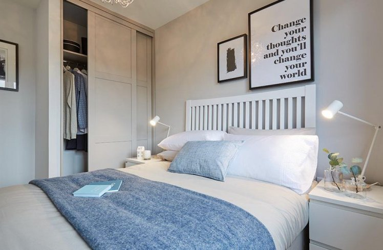 Weybridge Bedroom